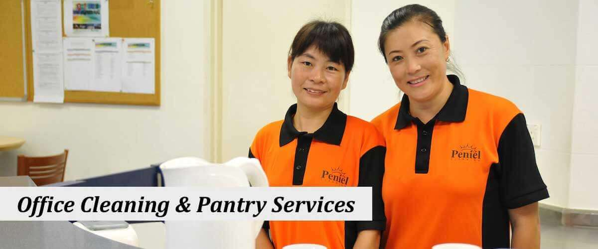 Pantry Services Team