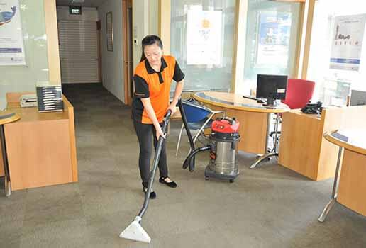 Reliable Office Carpet Cleaning
