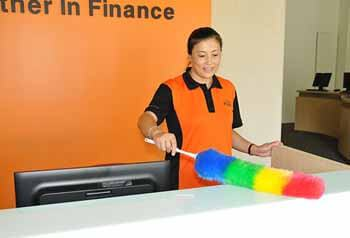 Office Cleaning Professionals in Singapore