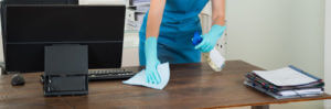 office cleaning services in Singapore